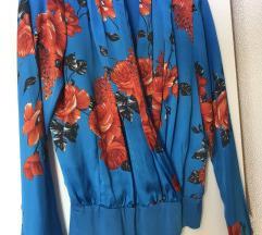 Zara body s cvjetnim uzorkom