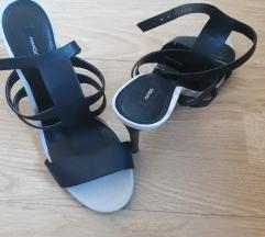 Mango kozne sandale-Nove