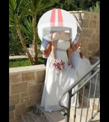Vjenčanica, bijela haljina, sada 380! kn!