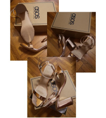Nove Asos sandale na debelu petu