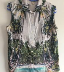 Odlična H&M tropical košulja, XS