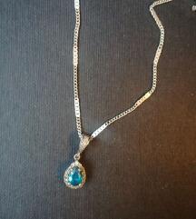NOVA ogrlica sa privjeskom samo 75kn