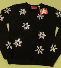 Novi božićni ženski pulover