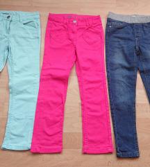 Vesele hlače / traperice za curice br. 116