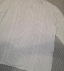 S. Oliver bijela pamučna bluza
