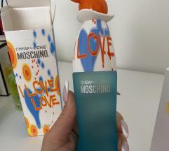 Parfem moschino i love love