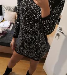 H&M Balmain Kylie Jenner inspired dress %180 kn%