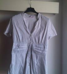 Orsay strukirana košulja s prugicama 36/38