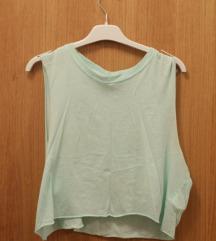 kratka ljetna majica bez rukava