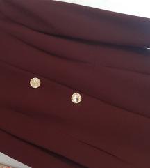 Zara novi kaput + poklon nova košuljica s etiketom