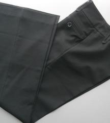 S Crne ženske hlače