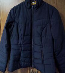 Tamno plava nova jakna