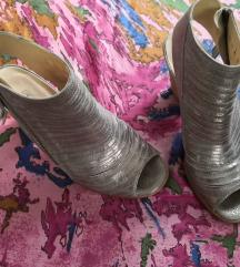Paul Green srebrne sandale