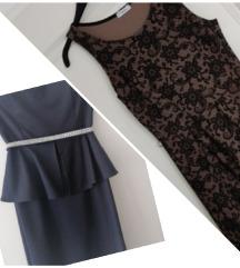 Dvije haljine 36 + remen