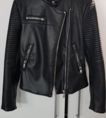 Zara kozna jakna XL