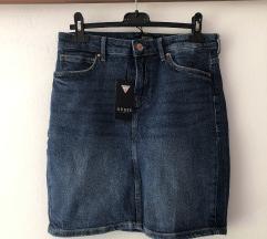 Guess original traper suknja s ETIKETOM!!
