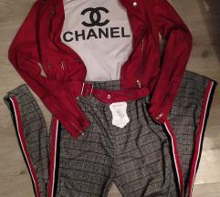 Lot nove hlače tajice+majica