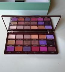 Revolution Violet Chocolate paleta