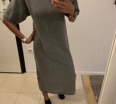 Zara vunena haljina