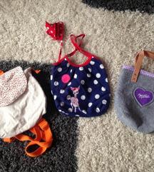 Avene ruksak i dvije torbice