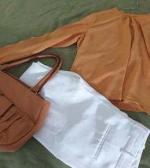 %Maxmara torba, Bershka bluza, Ty lot