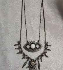 3 boho ogrlice