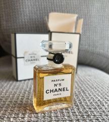 PRILIKA - Neotvoreni RETRO Chanel No. 5 parfem!