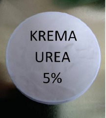 Krema urea 5% za dehidriranu kožu