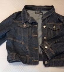 Kratka traper jakna
