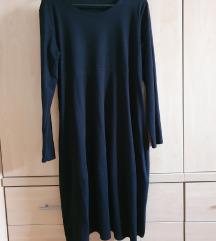 Crna balon haljina NOVO