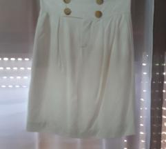 Zara pencil suknja do koljena/uključena pt