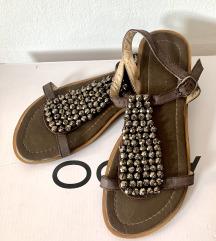 deichman ravne sandale 36/37