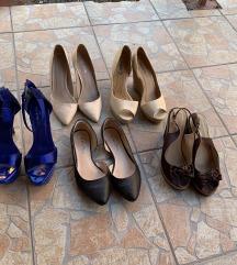Cipele sandale salonke - lot cipela