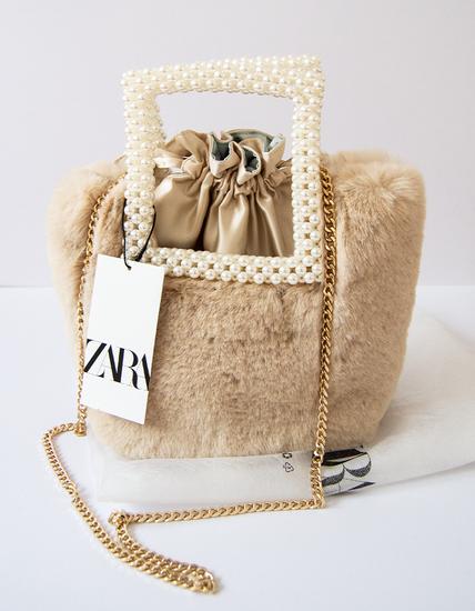 🌸 ZARA torbica 🍀