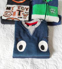 Lot 6 komada odjece za djecake