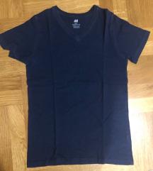 Plava kratka majica 146-152 dečki