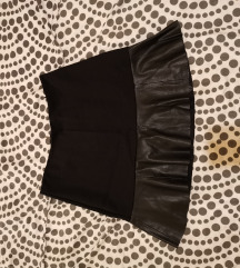 Kozna esprit suknja
