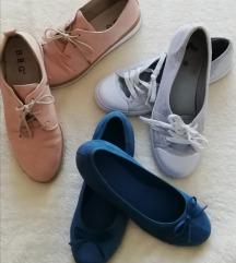 Cipele vel. 39, lot 80 kn