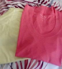H&M i C. Berg majice vel. 48 i XL lot 45kn