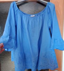 Plus size bluza 48