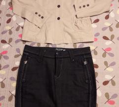 Lot-Novo .-Traper suknja i jaknica M