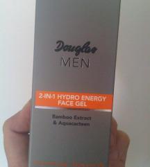 Novi Douglas men 2-in-1 gel za lice