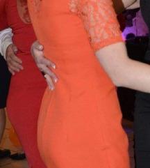 Haljina narančasta