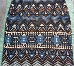 Pencil suknja S