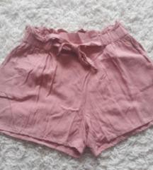 Roza lagane hlačice xs i s nove!