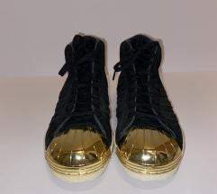 Adidas originals visoke crne tenisice