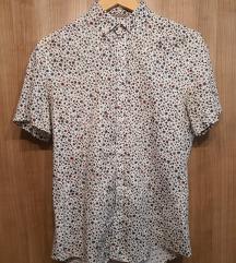 Zara košulja sa uzorkom cvijeca