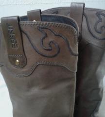 Esprit kožne čizme