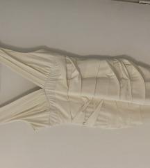 Twister bijela haljina