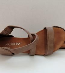 Creator kožne sandale
